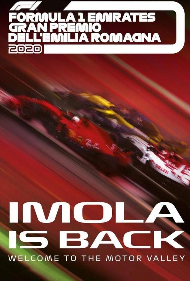 Formula 1 Emilia Romanja: Kualifikueset-drejtpërdrejt