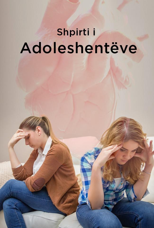 Shpirti i adoleshenteve