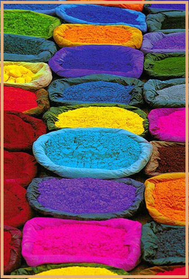 Fabrikimi i ngjyrave