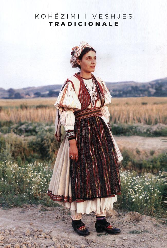 Kohëzimi i veshjes tradicionale
