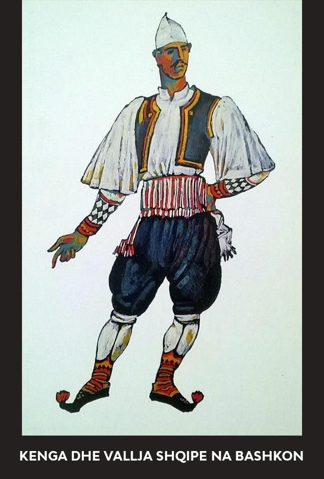 Kënga dhe vallja shqipe na bashkon