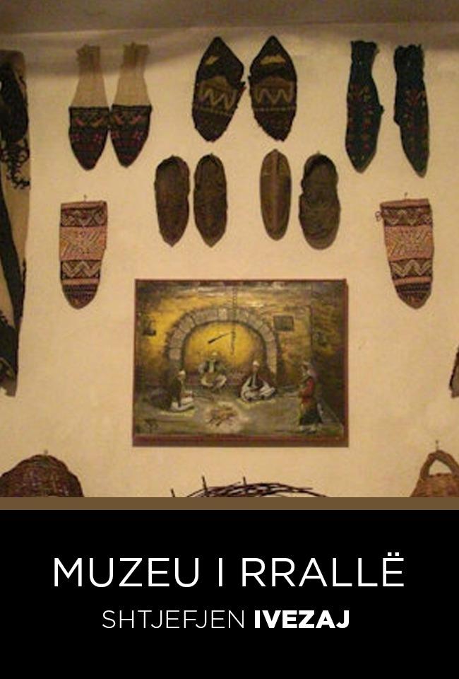 Muzeu i rrallë, Shtjefjen Ivezaj