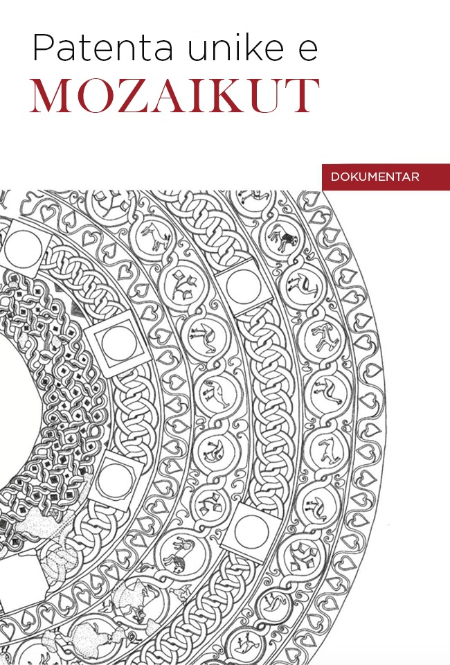 Patenta unike e Mozaikut