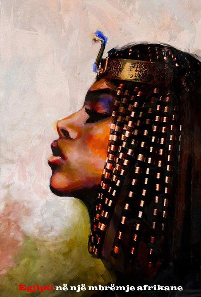 Egjipti në një mbrëmje afrikane