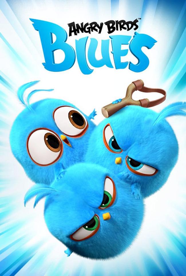 Zogu i zemëruar blu