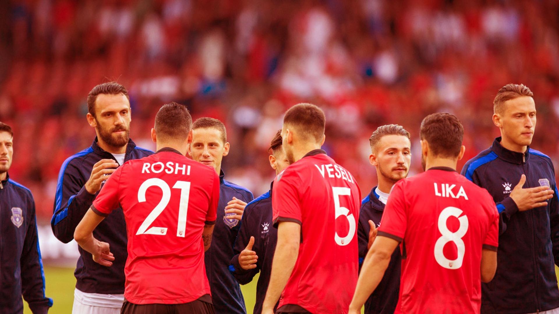 Shqipëri vs Kosovë (Miqësore) <br> 11 nëntor, ora 15:50 </br> në RTSH 1 HD dhe RTSH SPORT HD