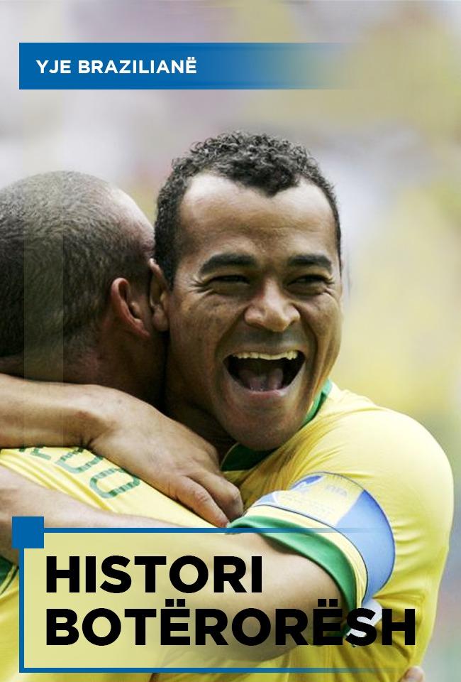 Histori Botërorësh: Yje Brazilianë-ritransmetim