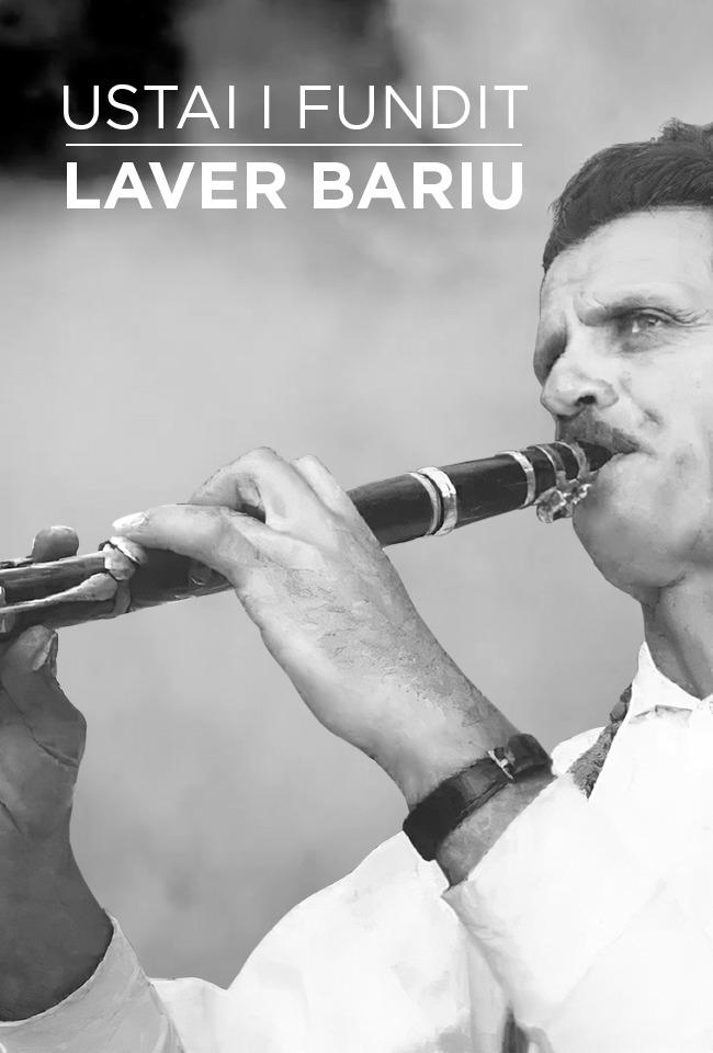 Ustai i fundit-Laver Bariu