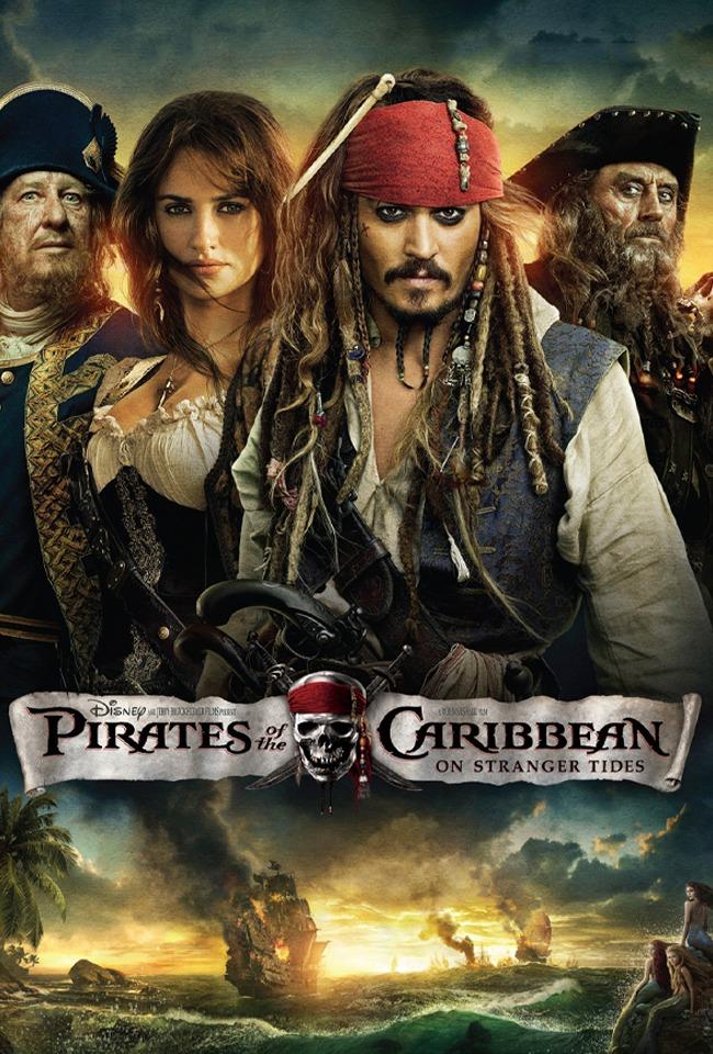 Piratët e Karaibeve 4