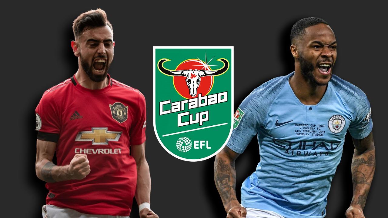 Manchester United-Manchester City (Kupa e Anglisë 2020-21) -ritransmetim