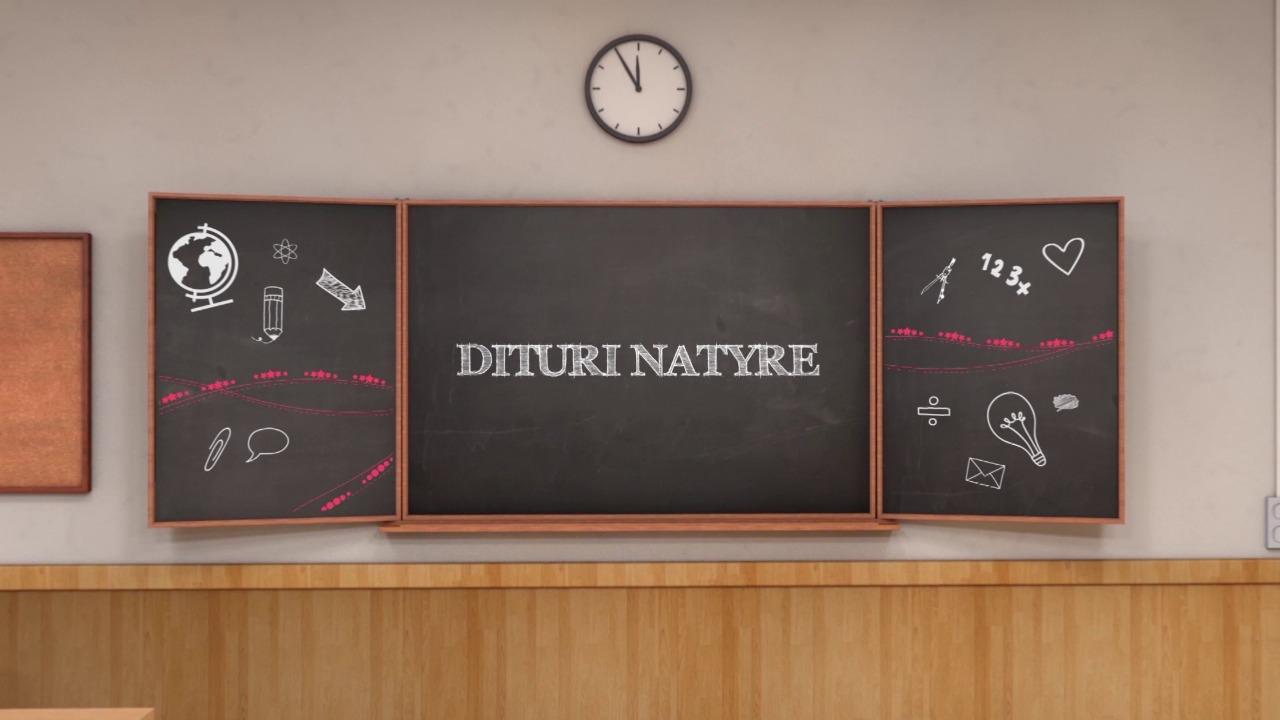 Dituri natyre 3-Vetitë bazë të lëndëve