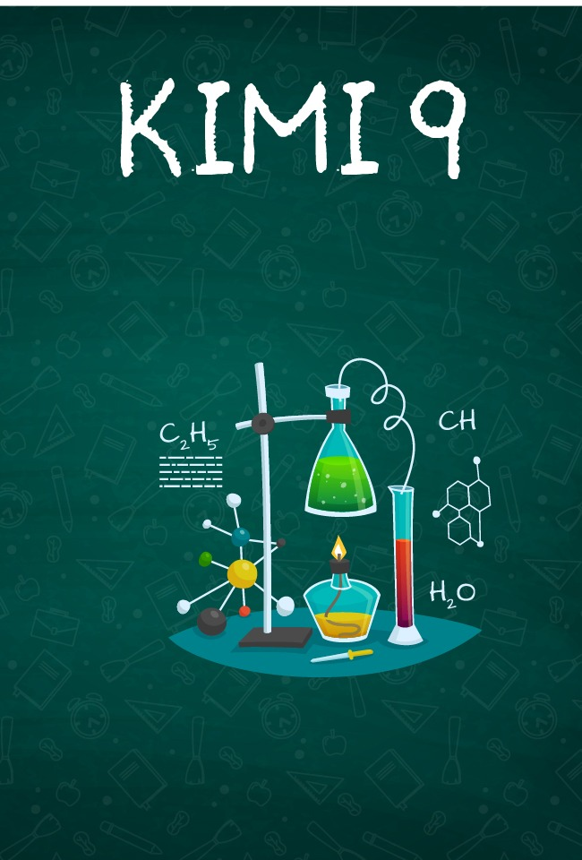 Kimi 9-Reaksionet e zëvendësimit dyfish