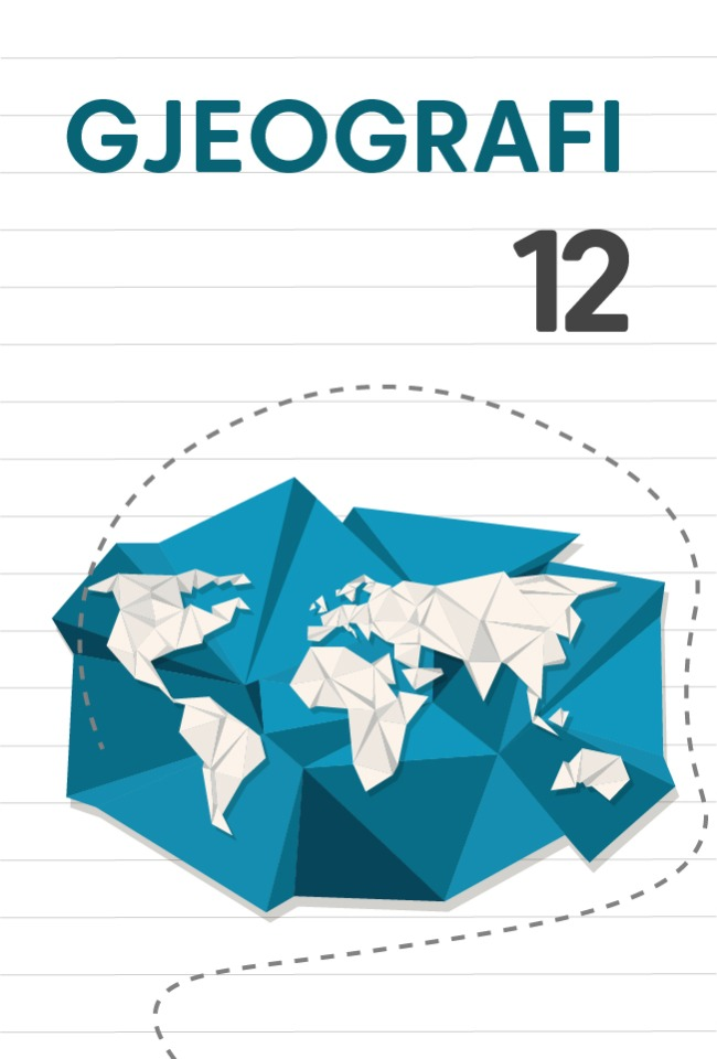 Gjeografi 12-Karakteristikat humane dhe zhvillimit histori