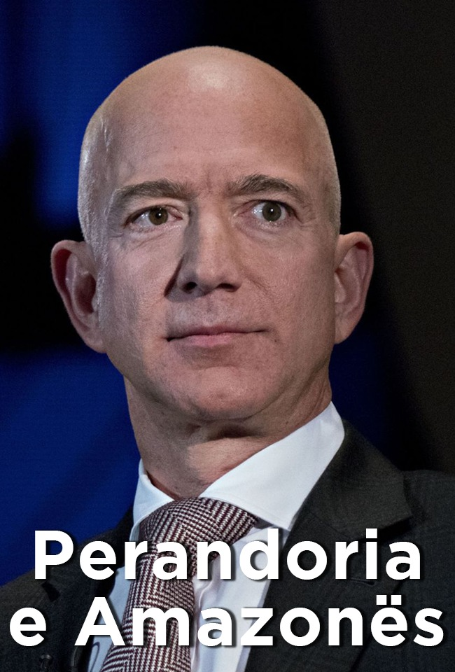 Perandoria e Amazonës, ngritja dhe mbretërimi i xhef Bezosit