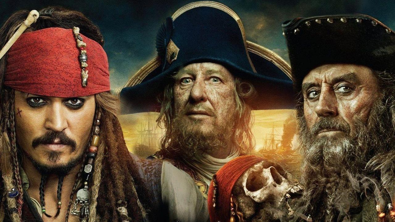 Piratët e karaibeve-Në baticat e panjohura