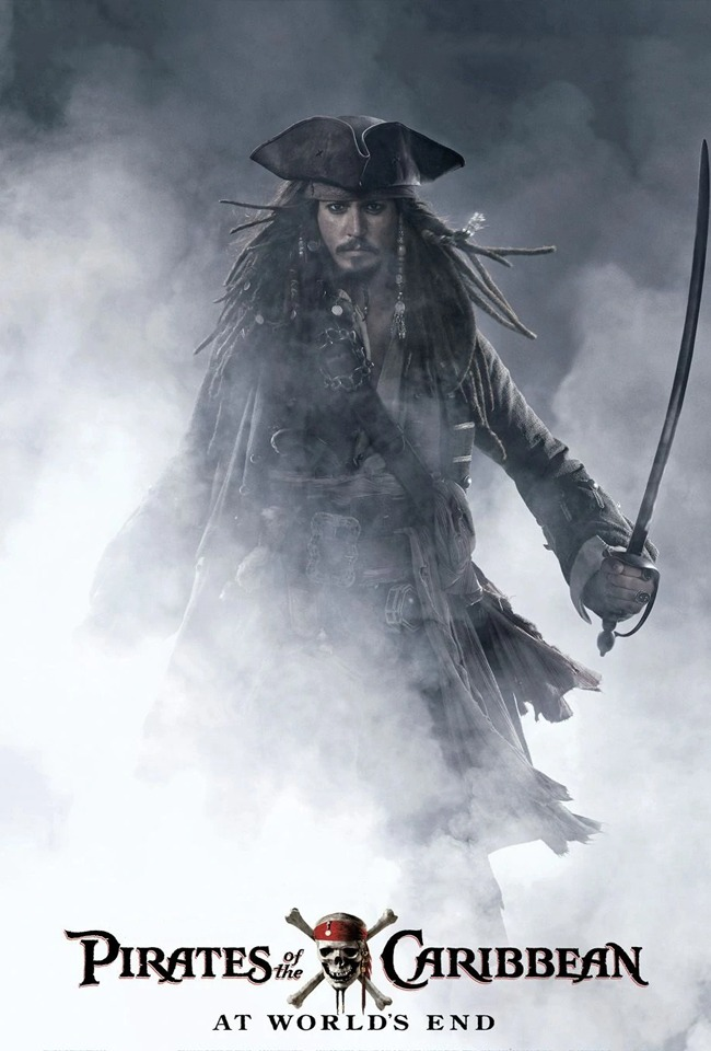 Piratët e karaibeve 3-Në skajin e botës