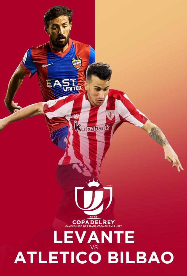 Levante-Atletico Bilbao (Kupa e Spanjës 2020-21) -ritransmetim