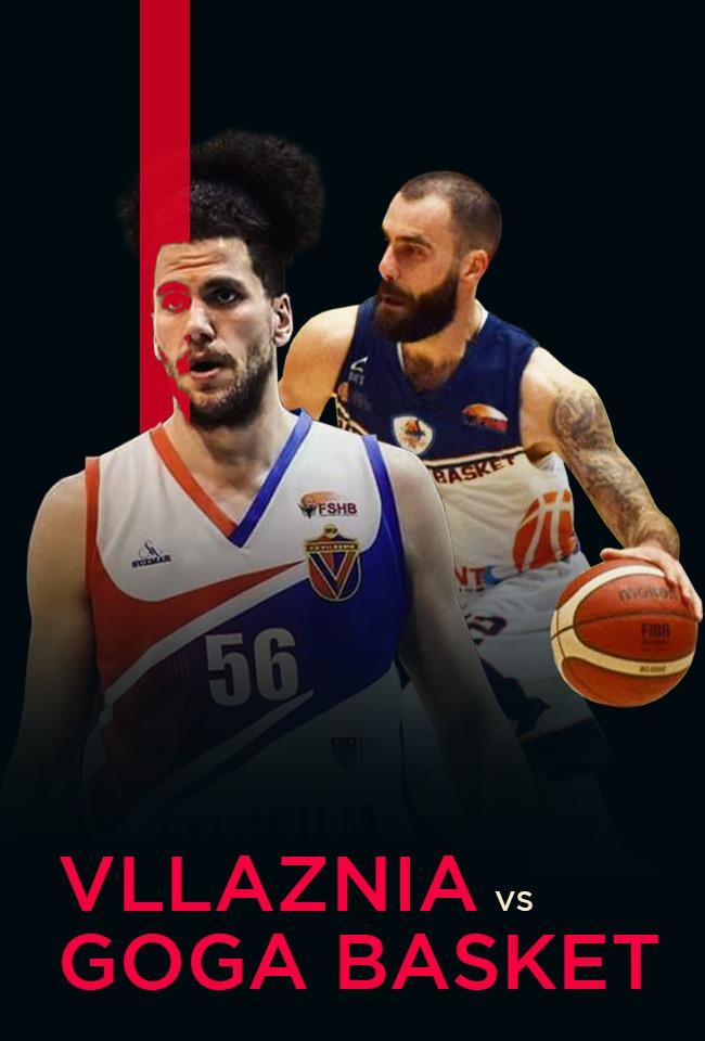 Vllaznia-Goga Basket (Basketboll M. 2021) -drejtpërdrejt