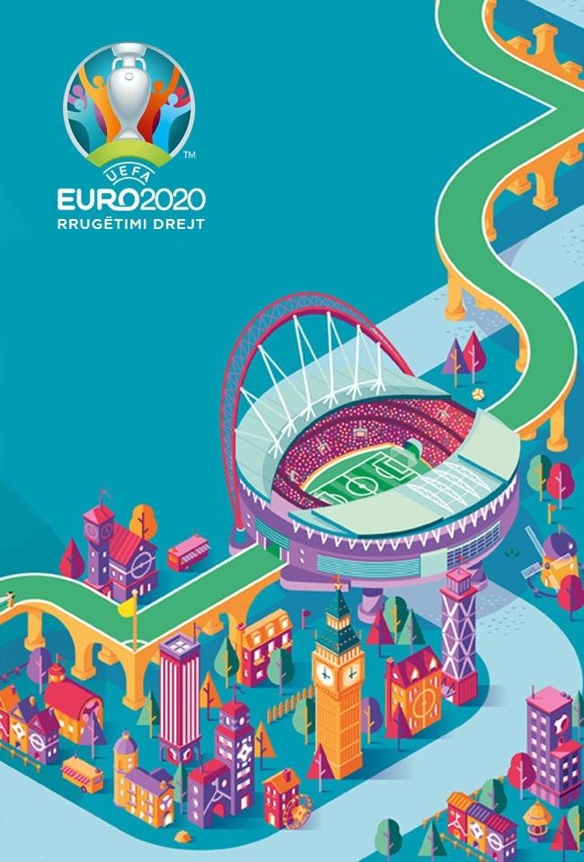 Telerevista-Rrugëtimi drejt Euro 2020-ritransmetim