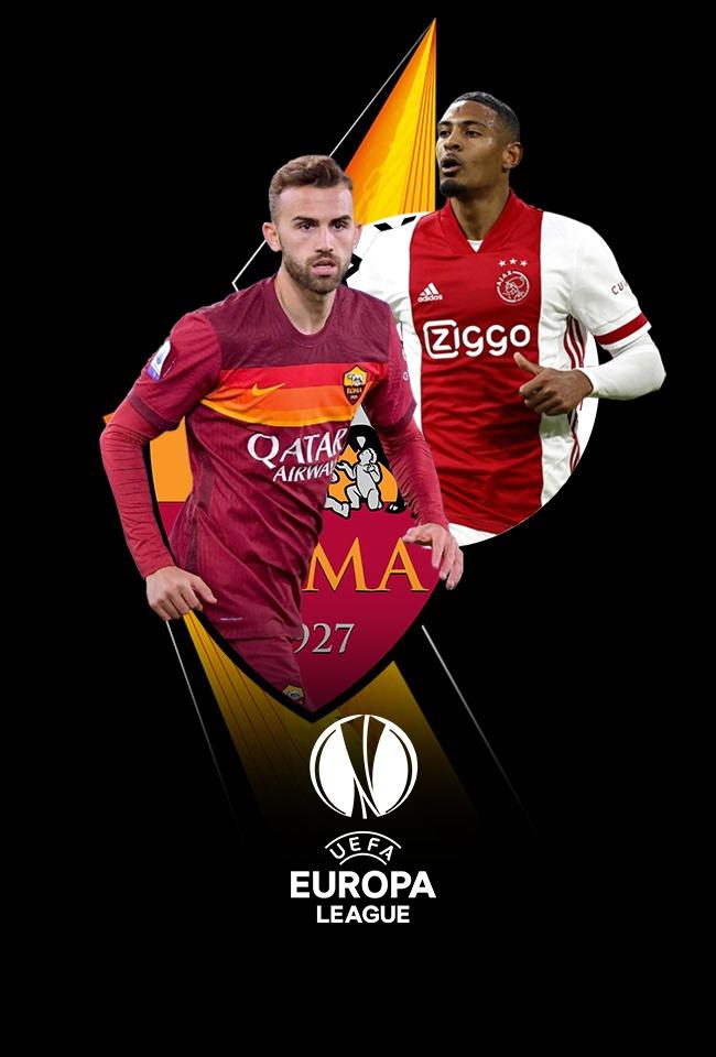 Roma vs Ajax-drejtpërdrejt