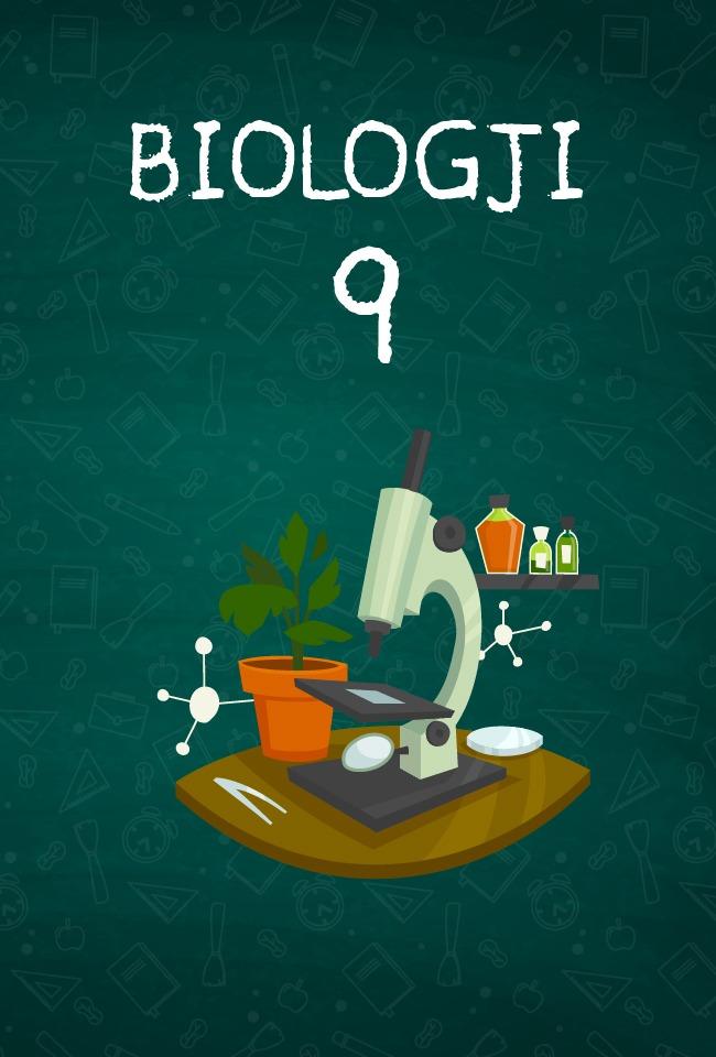 Biologji 9-Gjenet dhe gjenetika