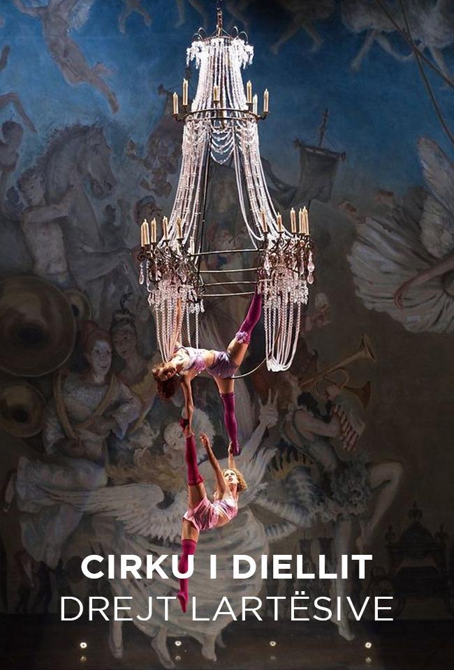 Cirku i Diellit-Drejt lartësive