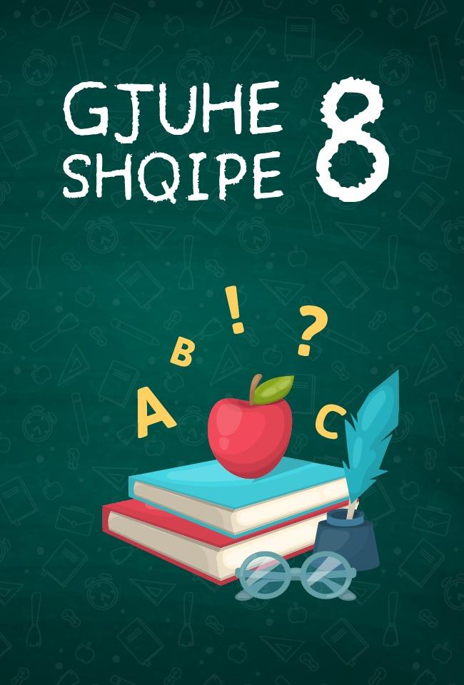 Gjuhë shqipe 8-Drejtshkrim