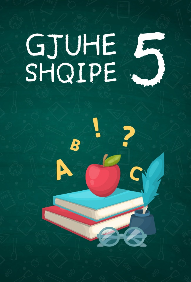 Gjuhë shqipe 5-Përshkruaj personazhet që pëlqeni