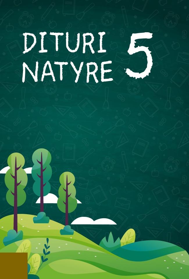 Dituri natyre 5-Rrotullimi i Tokës rreth boshtit të saj