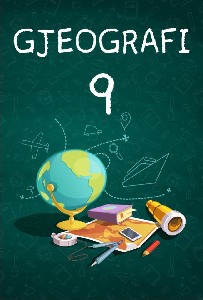 Gjeografi 9-Tiparet socio-ekonomike Rajonit
