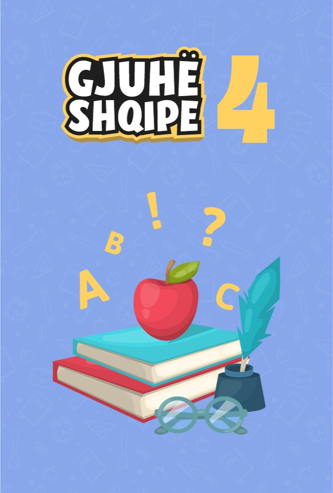 Gjuhë shqipe 4-Përsëritje (Kategoritë gramatikore të foljes)