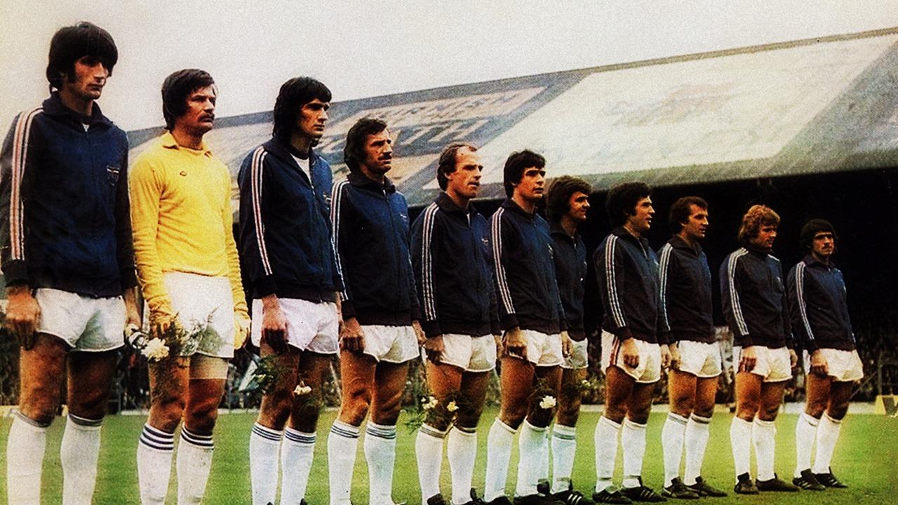 Historiku i Kampionateve Evropiane (1976)