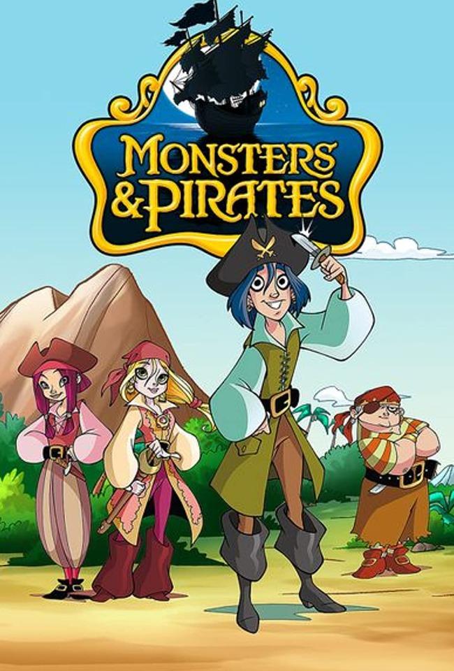 Përbindsha dhe piratë