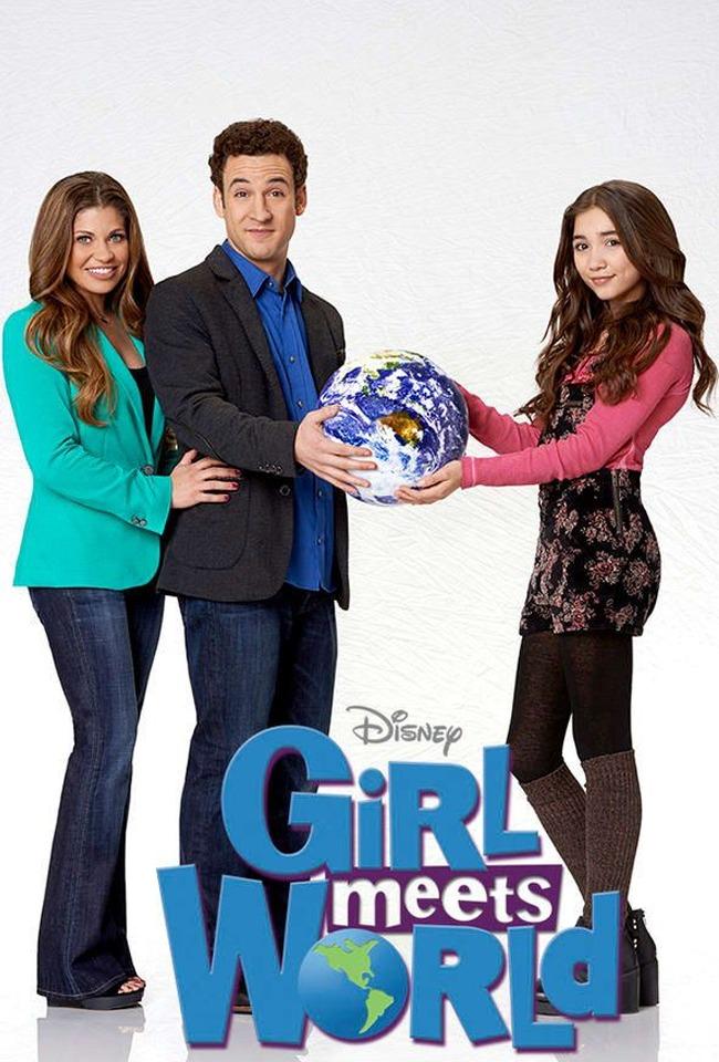 Girl meets world-Vajza takon botën
