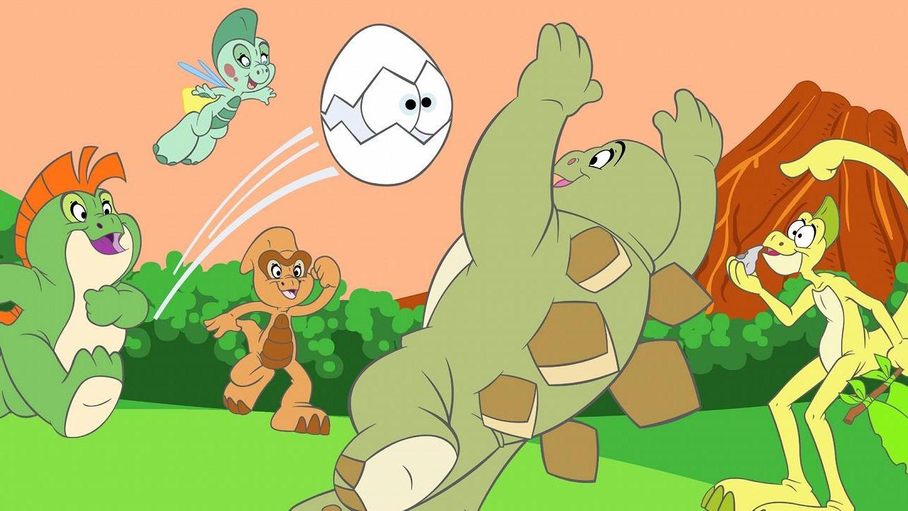 Këlyshët e dinosaurve