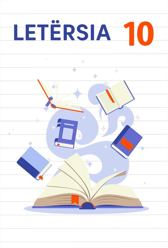 Letërsi 10-Vështrim i përgjithshëm për letërsinë
