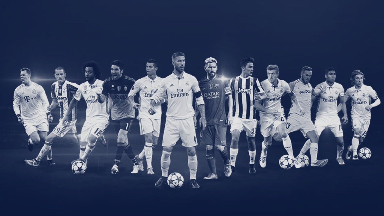 UCL: The Players-ritransmetim