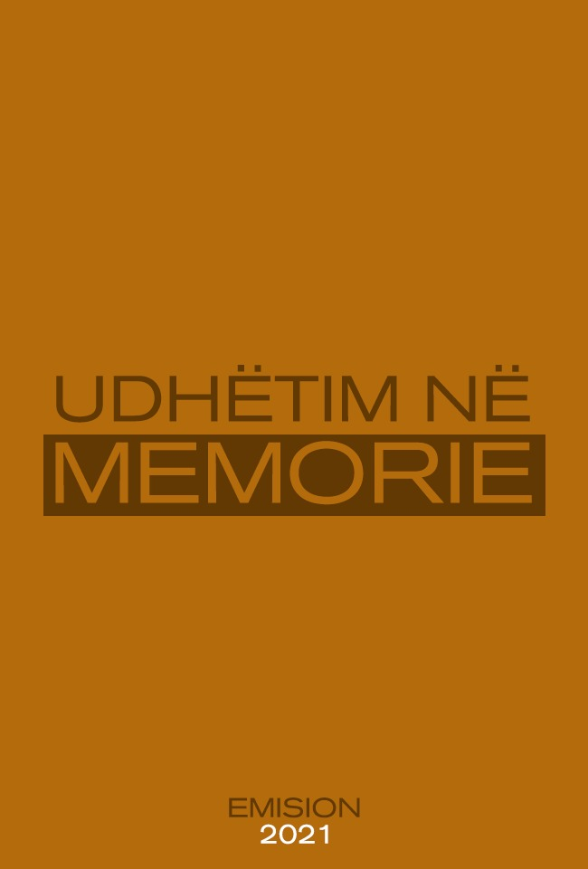 UDHËTIM NË MEMORIE