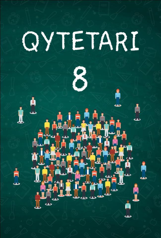 Qytetari 8-Ndikimi i familjes, shkollës, shoqërisë