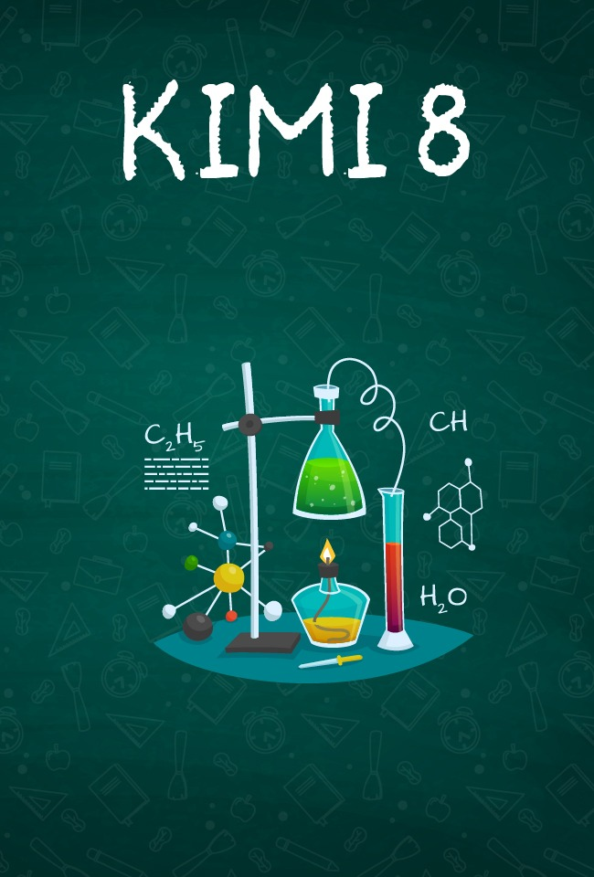 Kimi 9-Diversiteti. Struktura e atomit