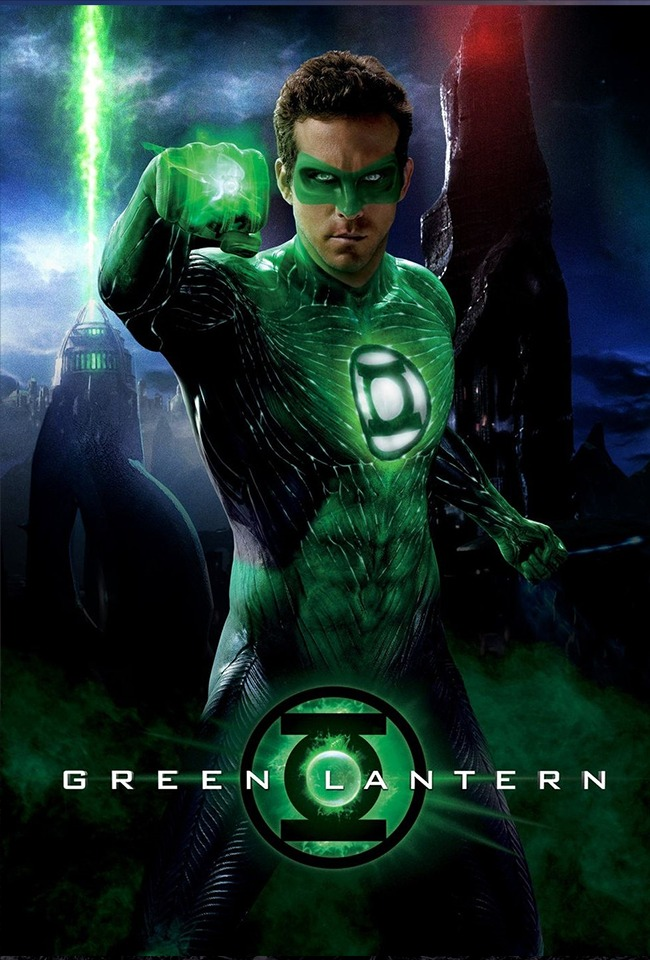 Green lantern-Fanari Jeshil