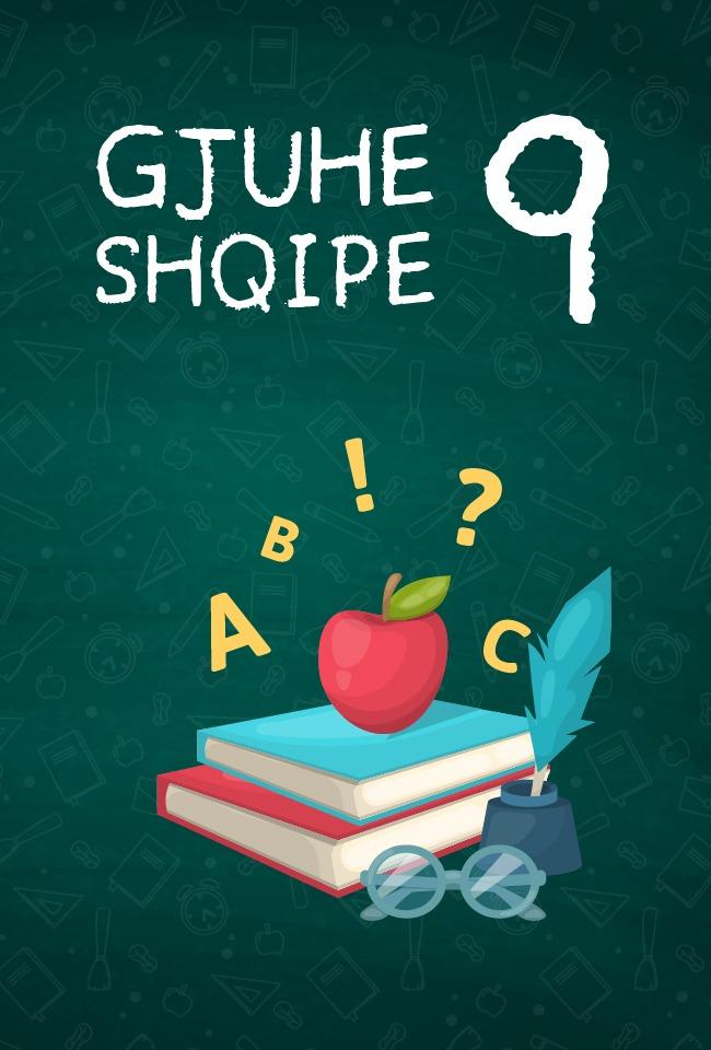 Gjuhë shqipe 9-Drejtshkrimi i fjalëve