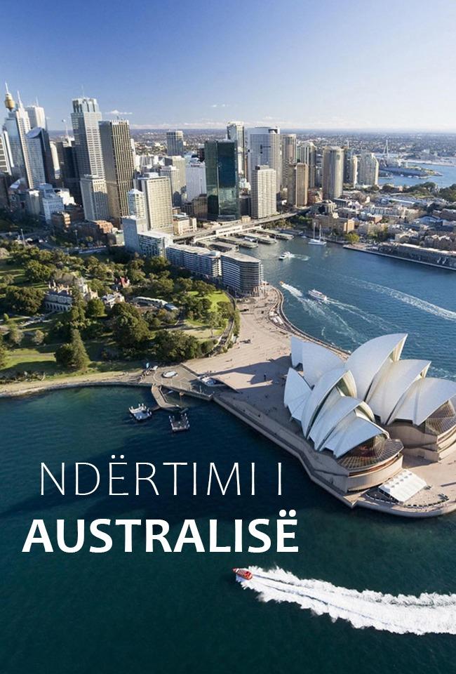 Ndërtimi i Australisë
