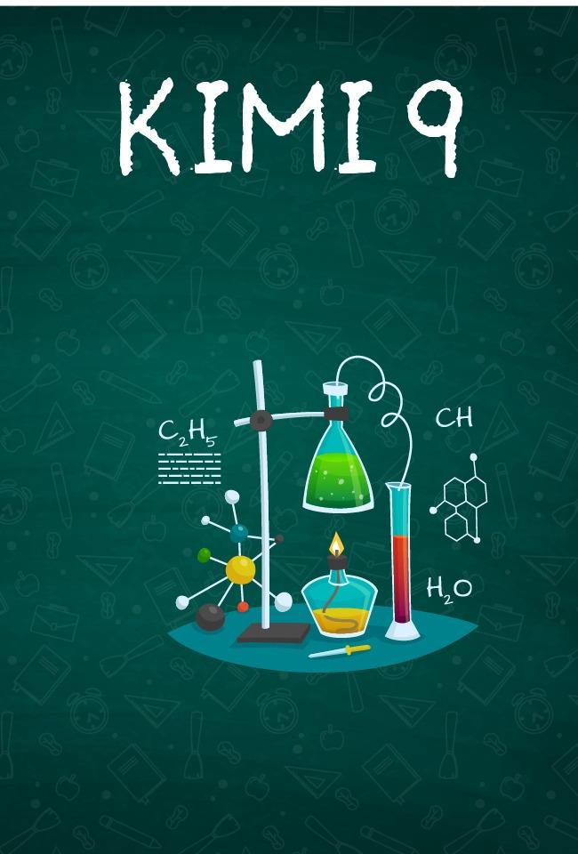 Kimi 9-Numri atomik dhe numri i masës