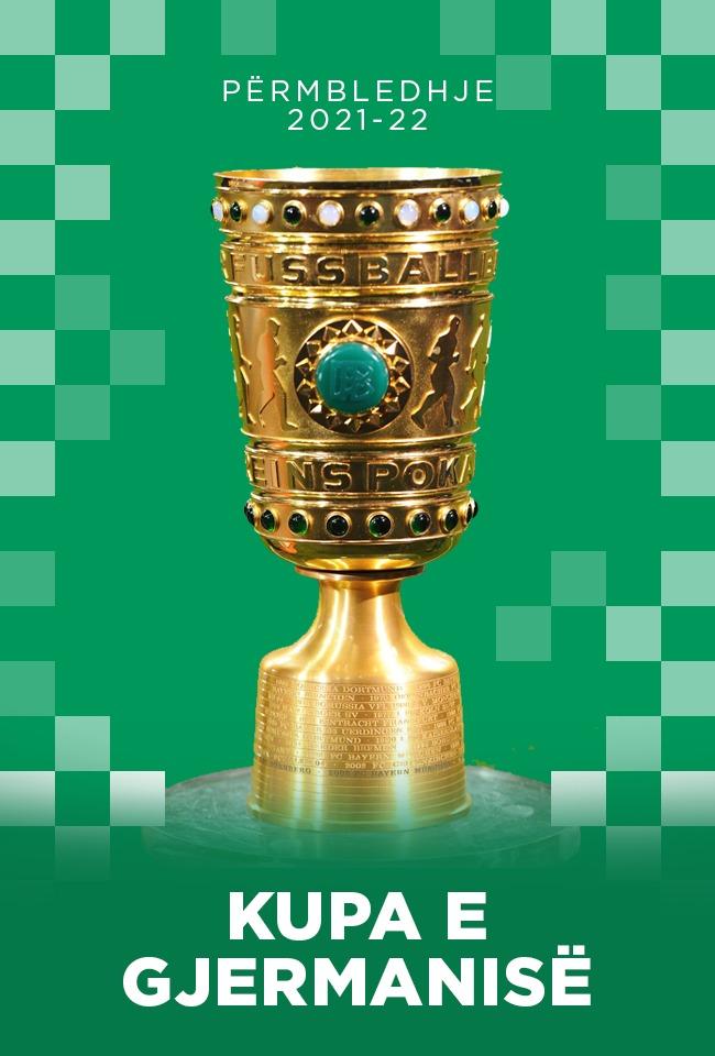Kupa e Gjermanise 2021-22: Permbledhje R1-ritransmetim
