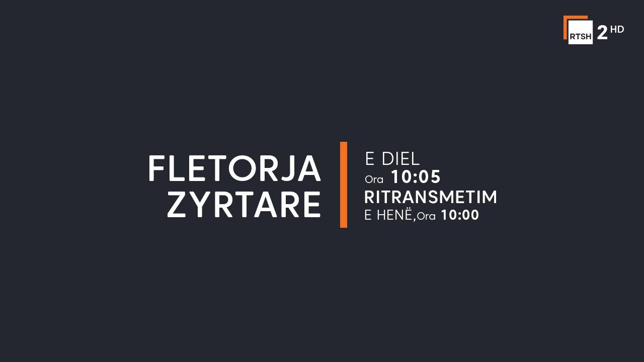 FLETORJA ZYRTARE