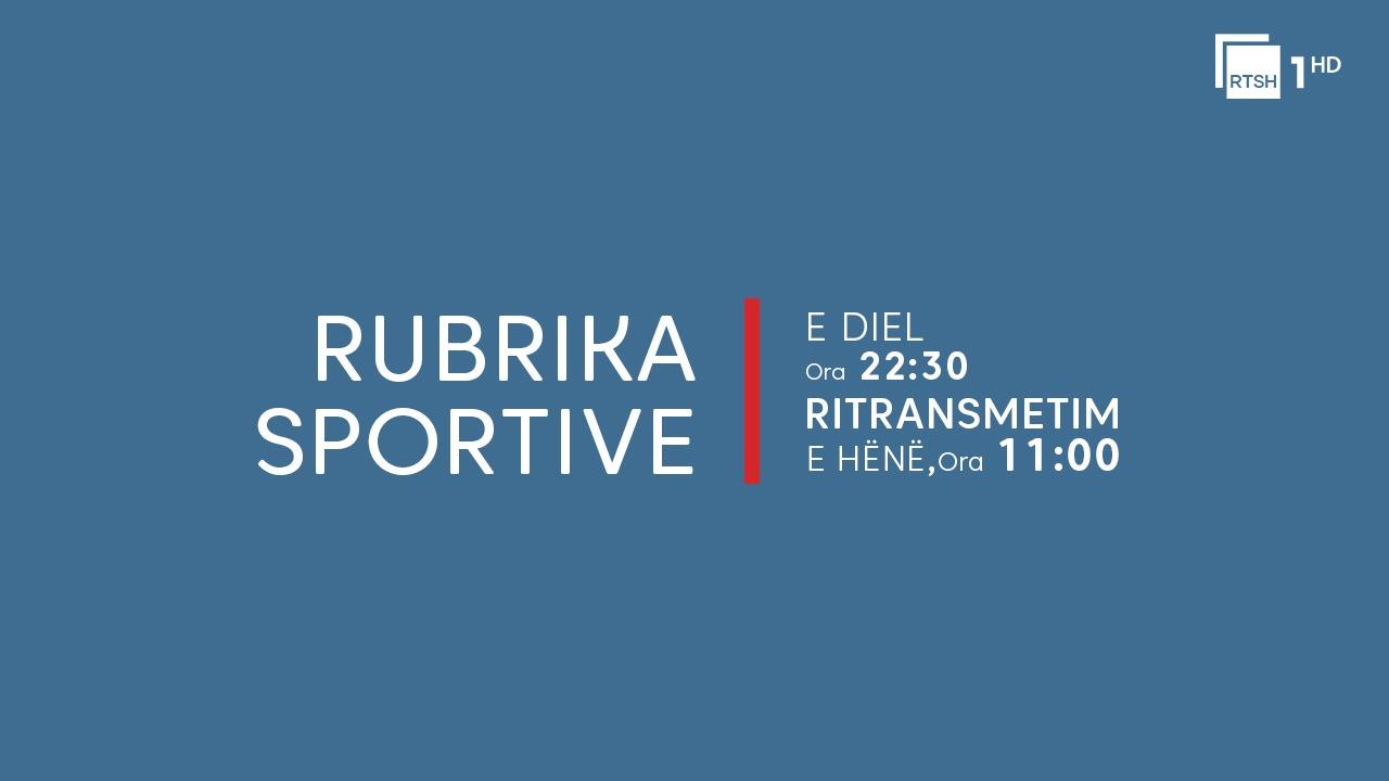 Rubrika Sportive-ritransmetim