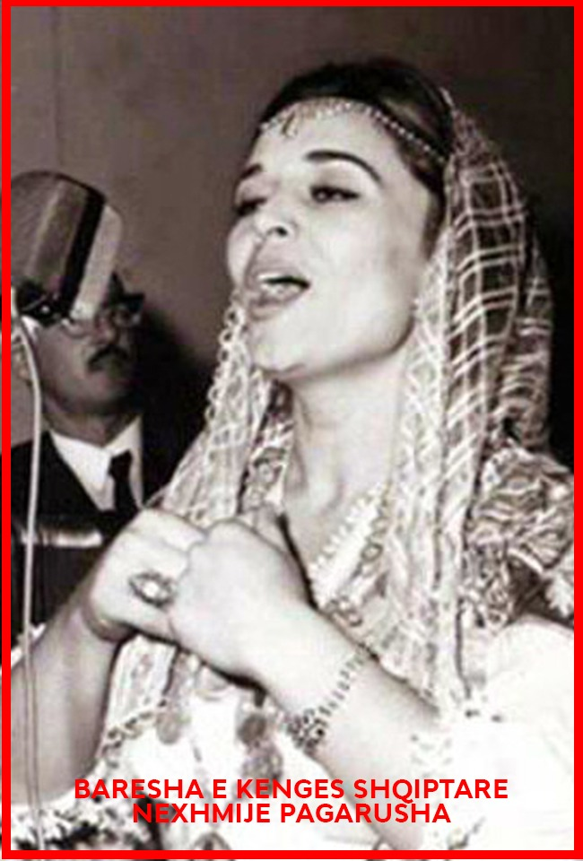 Baresha e këngës shqiptare