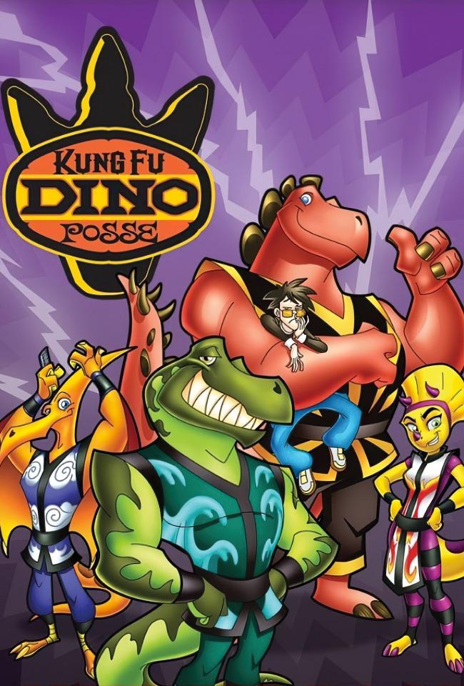 Kung Fu Dino