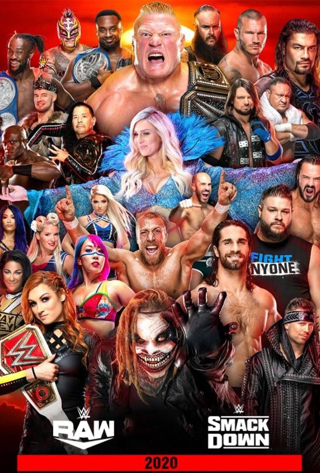 WWE / Raw dhe Smackdown-premierë